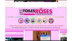 LES TOILES ROSES