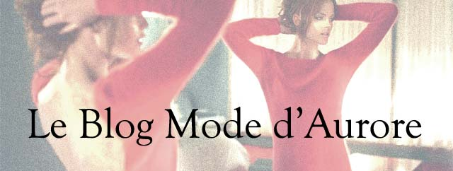 Le blog Mode d'Aurore