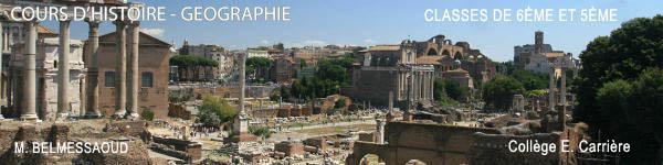 Histoire-Géographie collège