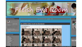 Fetish Eva Room