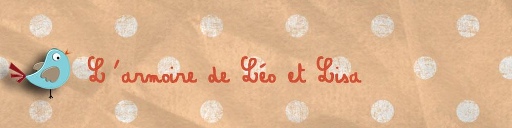 L'armoire de Léo et Lisa, un blog de maman