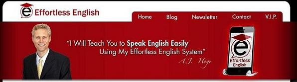 Effortless. El sítio para aprender Ingles