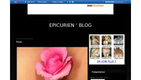 EPICURIEN ' BLOG