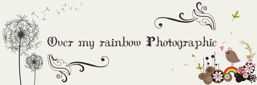Over my rainbow - Photographie