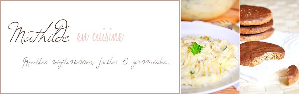 Mathilde en Cuisine