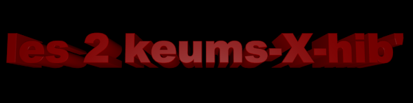 le blog de 2 keums exhib