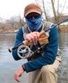 fly fisherman nomade