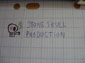 stone skull production