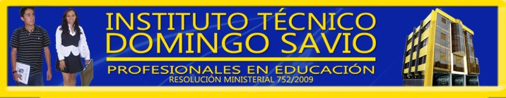 Instituto Técnico Domingo Savio Tarija