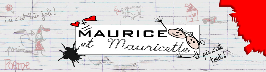 Le blog de mauriceetmauricette.over-blog.com