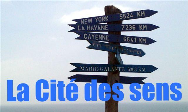 La Cité des sens.