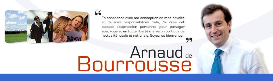 Blog d'Arnaud de Bourrousse - Maire de Carrières-sur-Seine
