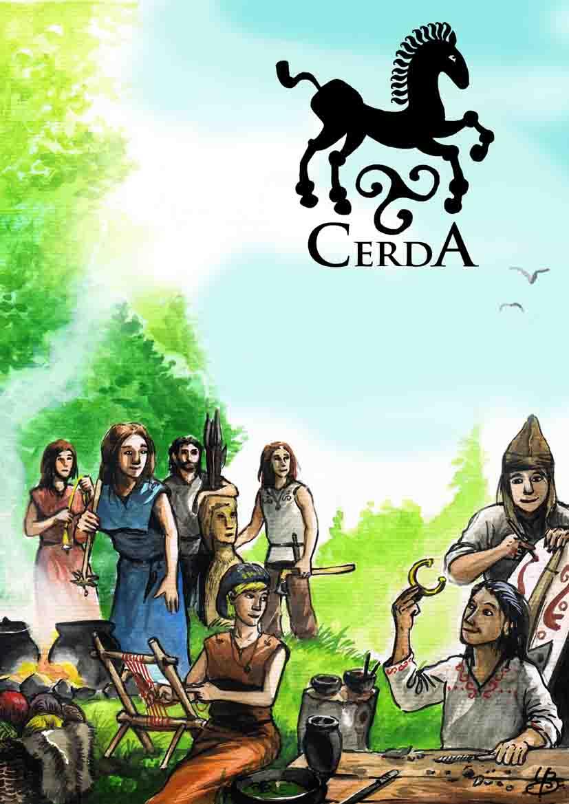 Cerda, le blog des artisans celtes.