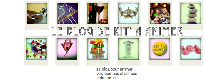 Le blog de Kit' à Animer