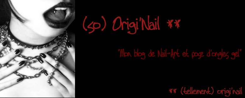 Nail Art by (so) Origi'nail