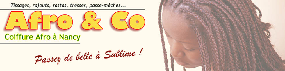 Blog de Afro & Co, Coiffure Afro à Nancy