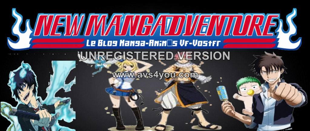 New Mangadventure