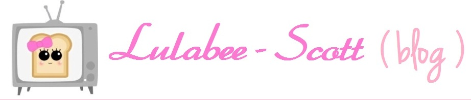 Le blog de Lulabee-scott