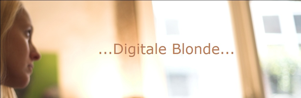 Digitale Blonde