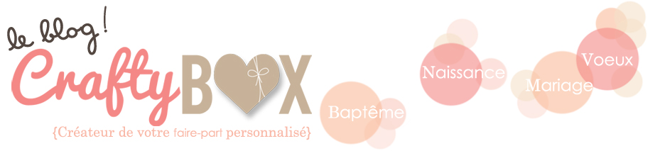 Le blog de craftybox