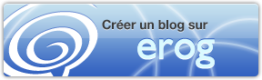 Créez votre blog gratuit